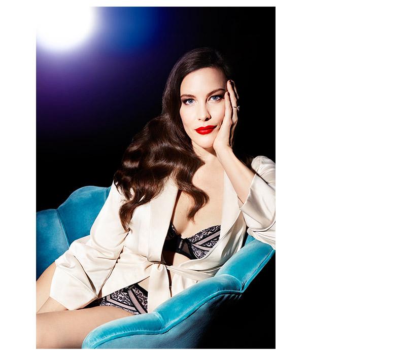 Эксклюзив Posta-Magazine: актриса Лив Тайлер— о«Куртизанках», рождении детей илюбимом нижнем белье