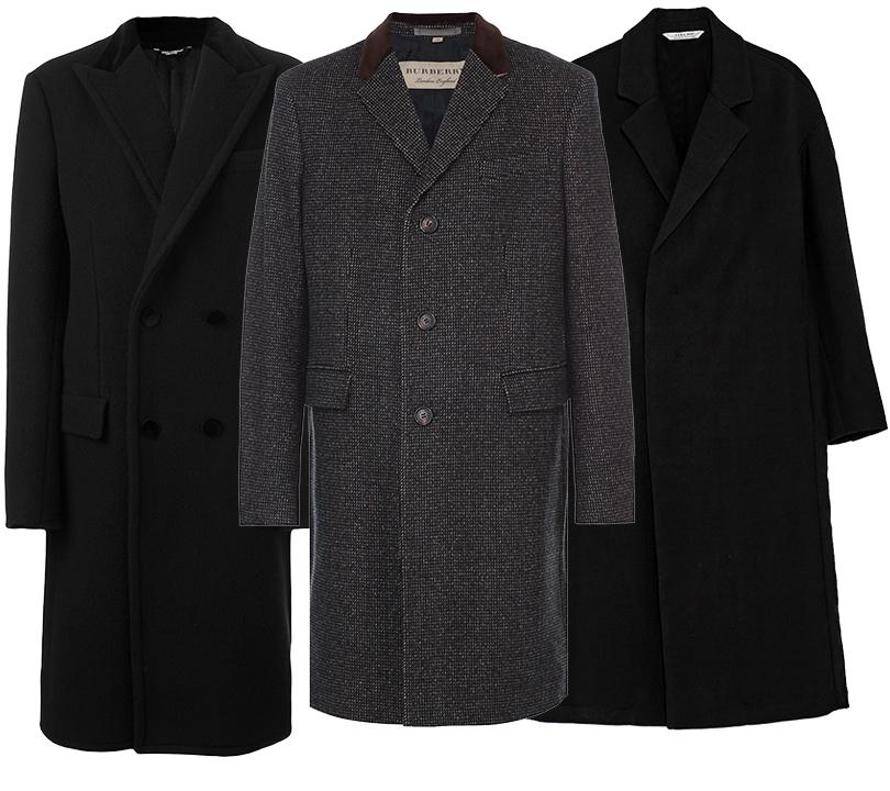 Men inStyle: как носить самые актуальные пальто весеннего сезона. Пальто Dolce &Gabbana, Burberry, пальто фасона oversize Zara