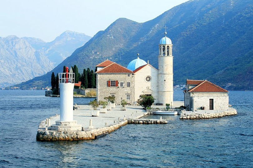 Идея намайские: открывая Черногорию сRegent Porto Montenegro