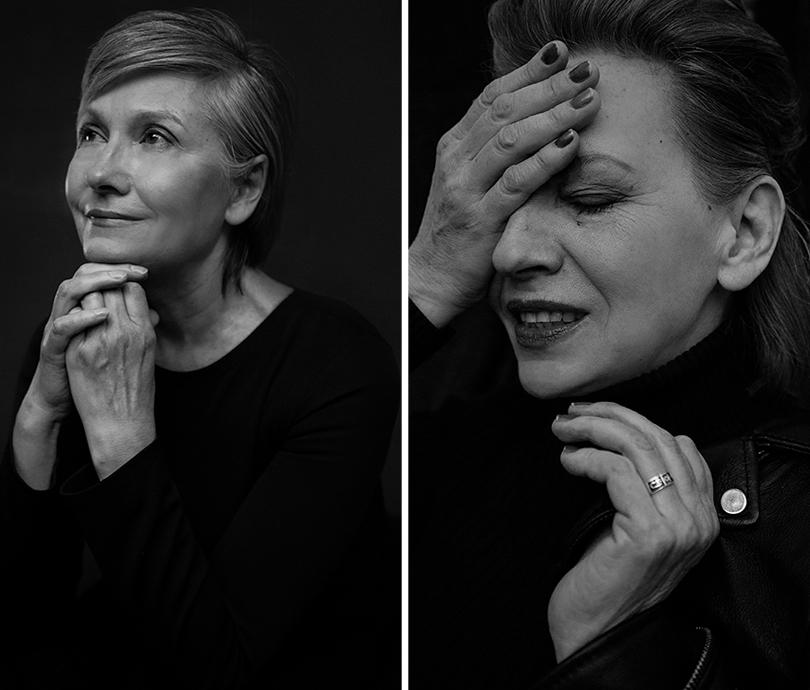 Психология успеха: Дню матери посвящается. Счастливые женщины «за50» вфотопроекте Анны Игнатовой