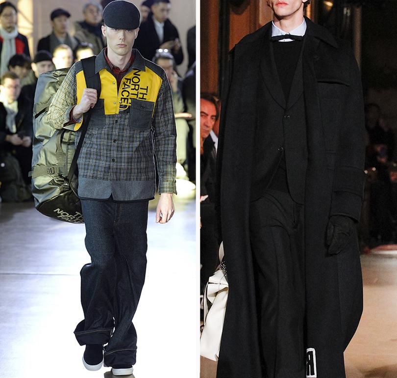 Men in Style: что мы узнали в Париже? Пять главных открытий Недели мужской моды. Junya Watanabe. Valentino