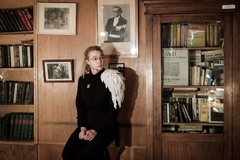«Право на отдых»: актуальный байопик об Александре Галиче в Мастерской Брусникина