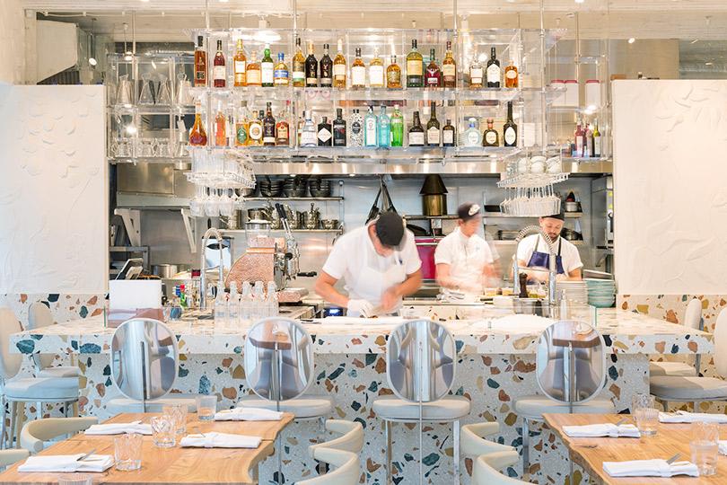Новый ресторан: Margarita Bistro наПатриарших— втесноте, даневобиде!