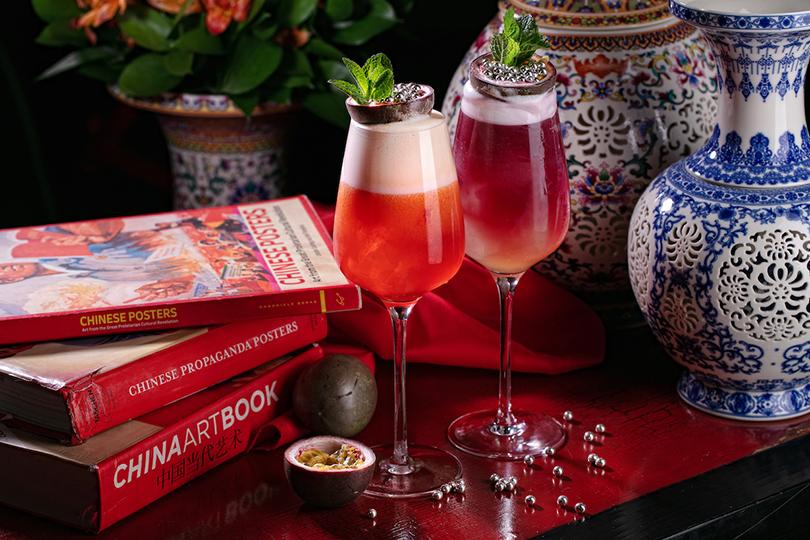 20 лучших идей ко Дню всех влюбленных в ресторанах Москвы. «Китайская грамота. Бар иЕда»