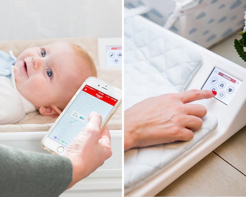 Posta Kids Club: «умные» изобретения впомощь молодым родителям. Пеленальная доска Smart Changing Pad