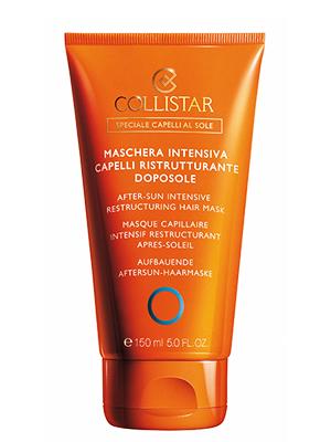 Восстанавливающая маска для волос после солнца, Collistar