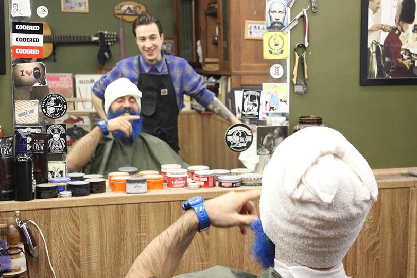 10лучших барбершопов Москвы иСанкт-Петербурга. The Bear's Beard BarberShop