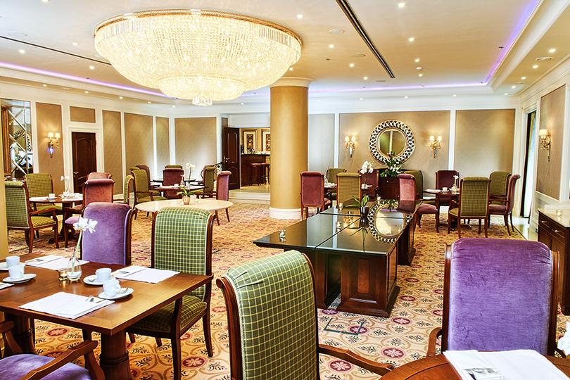 Кто рано встает: выбираем завтрак в отелях The Leading Hotels of the World. Opera Hotel, Киев