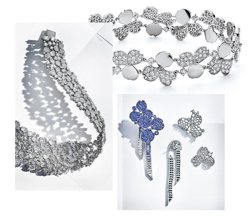 Камень, ножницы, бумага: Tiffany &Co. представляет первую ювелирную коллекцию креативного директора Рида Кракоффа
