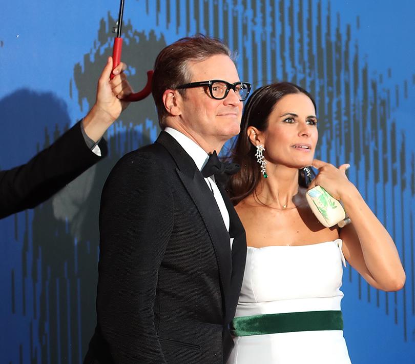 Часы &Караты: самые интересные украшения героинь 74-го Венецианского кинофестиваля. Ливия Фёрт