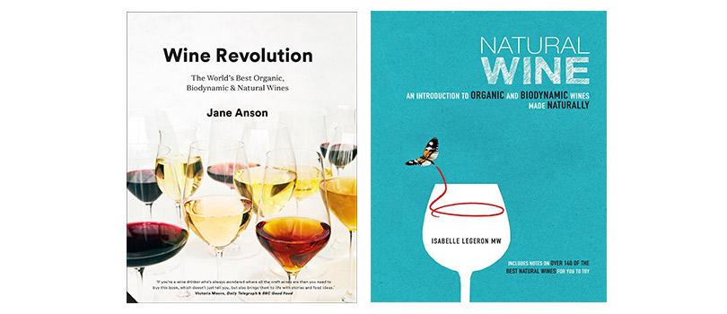 Natural wine Изабель Лежерон и Wine Revolution Джейн Энсон