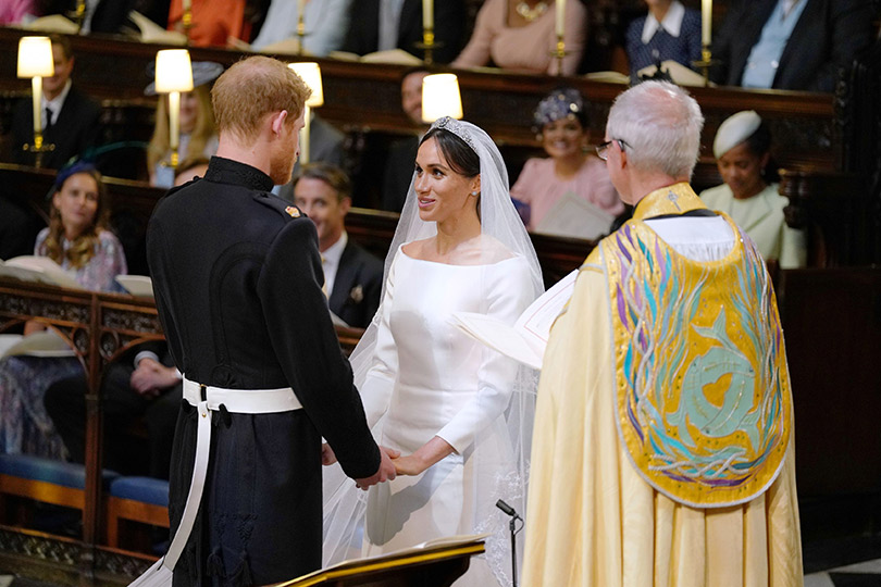 Свадьба Принца Гарри и Меган Маркл. Принц Гарри и Меган Маркл