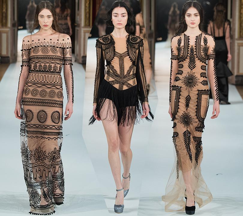 Style Notes: испано-русские мотивы в коллекции Yanina Couture