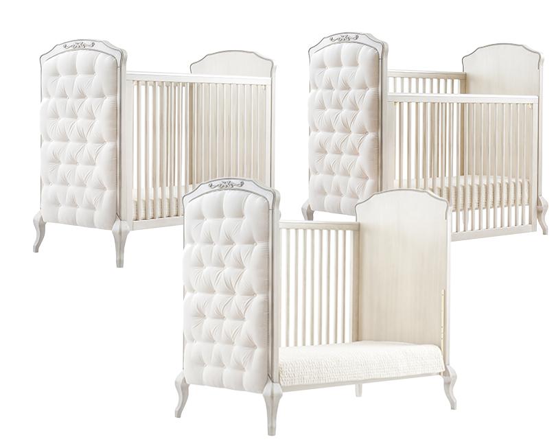 Дизайн & Декор: на вырост. Тренд на детскую мебель-трансформер. Российский производитель эксклюзивной детской мебели Sophie Store