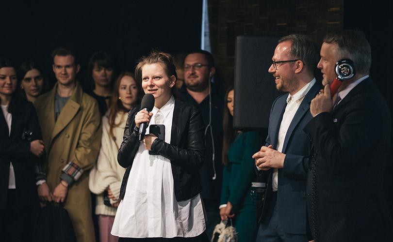 Старший куратор музея современного искусства «Гараж» Екатерина Иноземцева