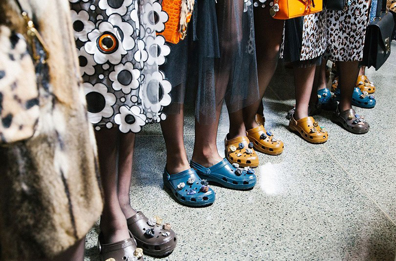 Главные события вмире моды за2016 год. Christopher Kane, весна-лето 2017