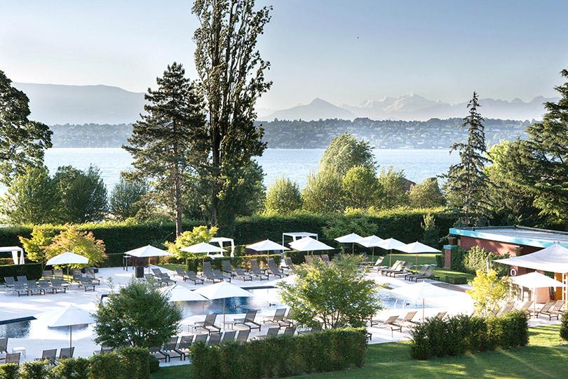 Отель LaRéserve Genève