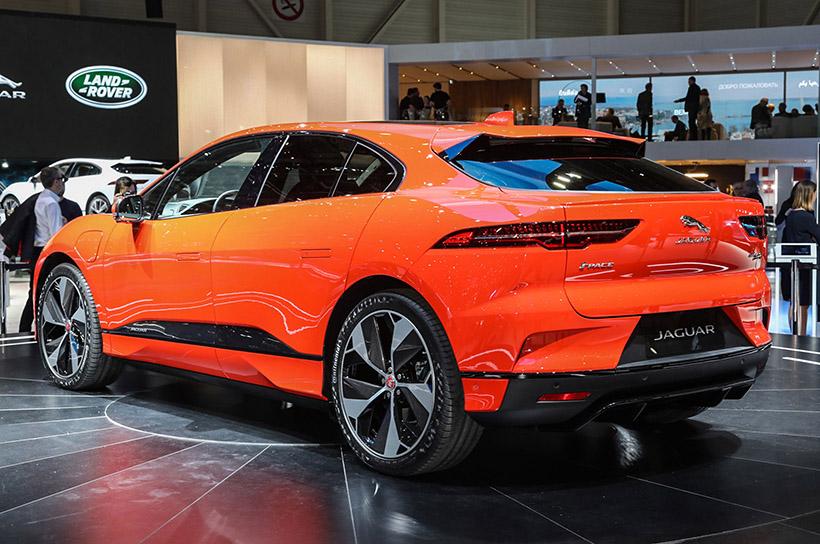 Авто сЯном Коомансом: все самое интересное наАвтосалоне вЖеневе 2018. Jaguar I-Pace