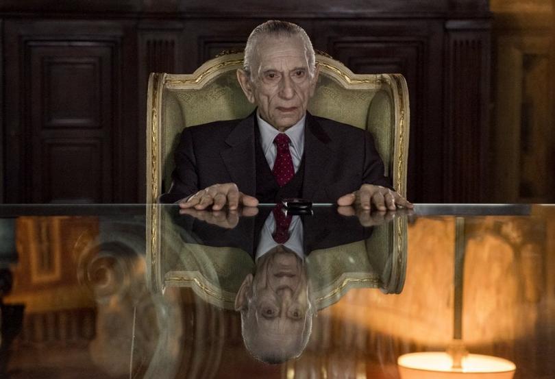 Кадр из фильма «Лоро» Паоло Соррентино