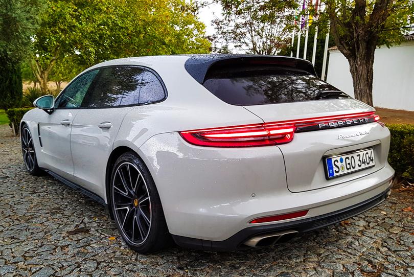 Cars with Jan Coomans: Porsche Panamera Sport Turismo