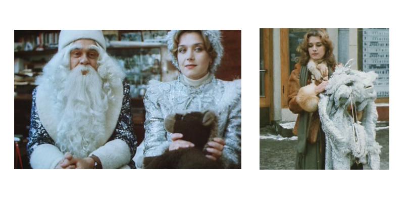 7небанальных новогодних фильмов. «Снегурочку вызывали?» (1985)