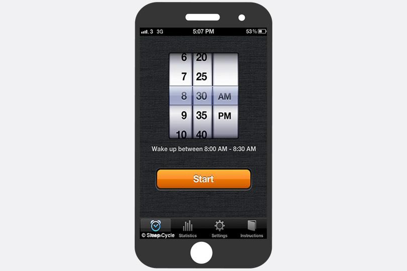 Смарт-забота: какие приложения изменят вашу жизнь к лучшему. Sleep Cycle
