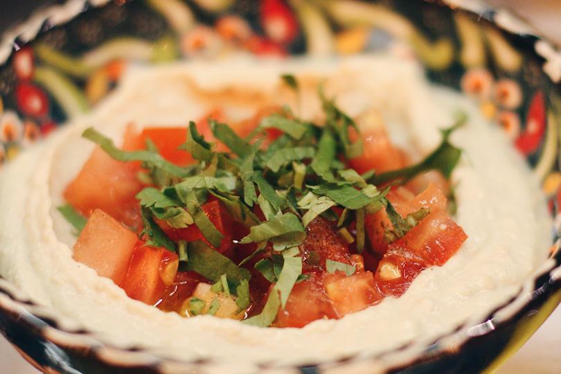 Досье: хумус— как готовить игде пробовать. Laffa Laffa