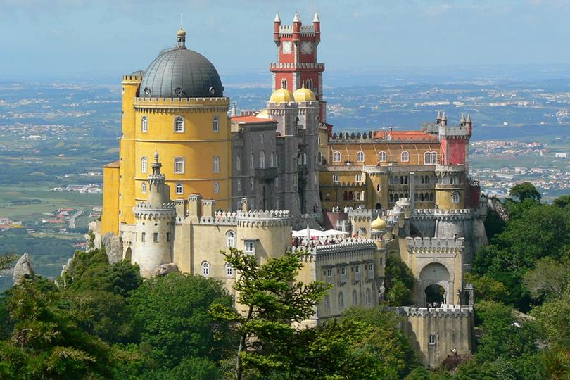 Планы налето: живописные города Европы, которые можно обойти пешком. Синтра, Португалия