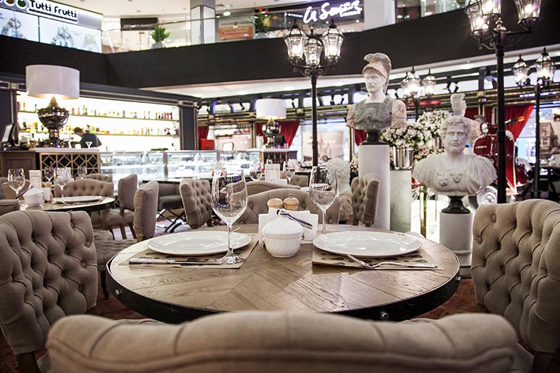 Как в ресторанах Москвы готовятся отмечать 23 февраля. «Гранд Европейский Экспресс»