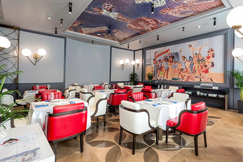 Адрес дня: Александр Раппопорт открыл два ресторана в Сочи. Ресторан «Микояна»