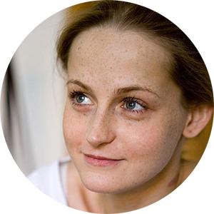 Яна Сексте, актриса