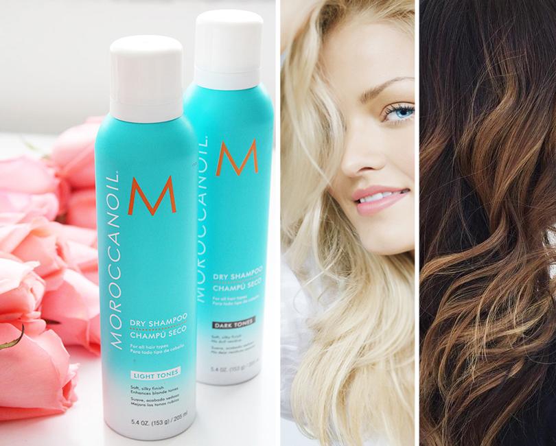 Hair & Style: 6 идеальных средств для волос для холодной осени. В свете ухода за волосами, их увлажнения и питания очень рекомендую обратить внимание на новинку от Moroccanoil сухой шампунь Dry Shampoo.