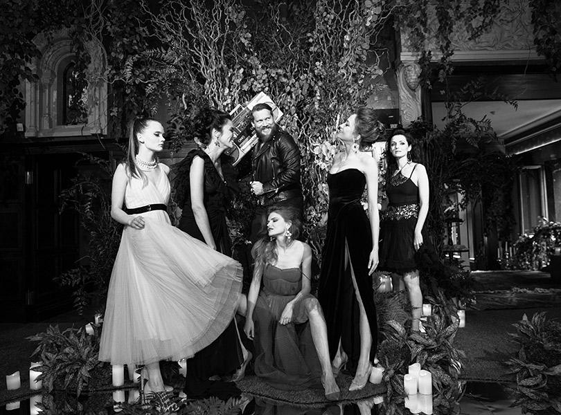 Вечеринка вчесть новой коллекции ювелирного дома Axenoff Sleeping Beauty.