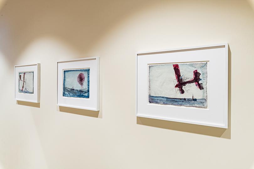 Работа Ганса Кюхлера «Самолет» (1990-е годы, 3 части)