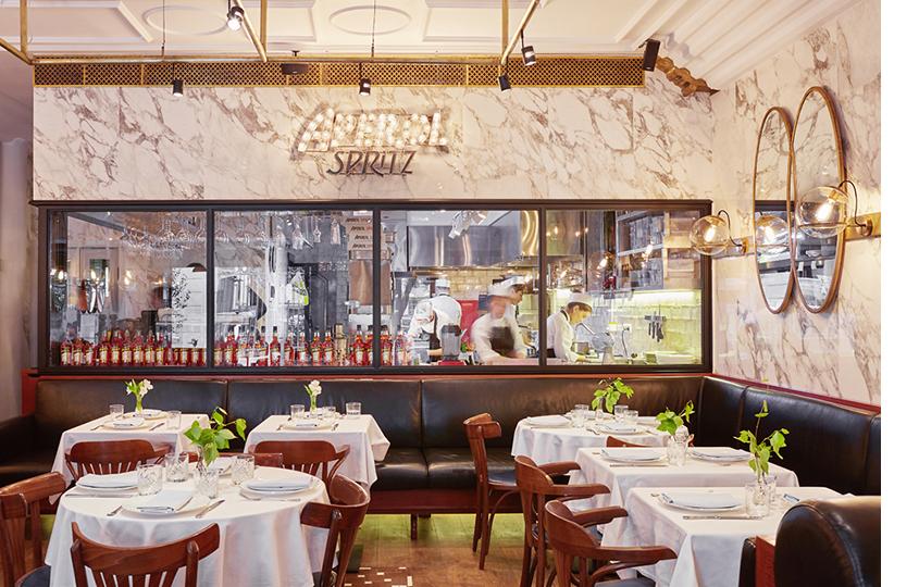 Новый ресторан: «Березка»— только для девочек