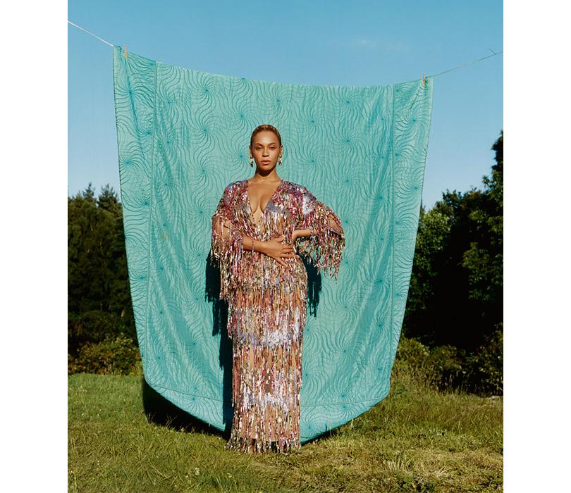 Бейонсе для Vogue US: о непростой беременности, материнстве и принятии себя