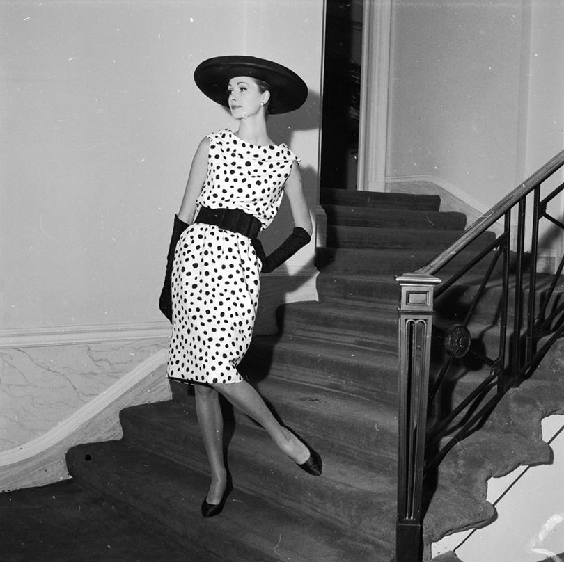 Style Notes: империя роскоши. 70лет Дому Dior. 1959— Dior вМоскве