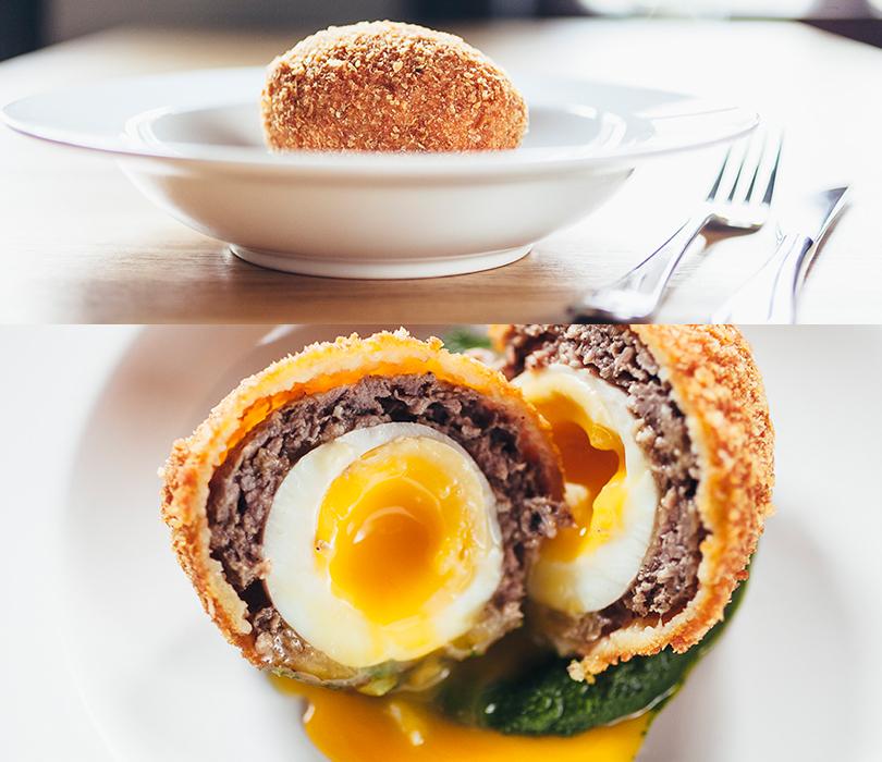Что на ужин: обновленное меню в Dewar's Powerhouse. Ккаждому яйцу вDPH вам подберут пару изнаиболее подходящего виски