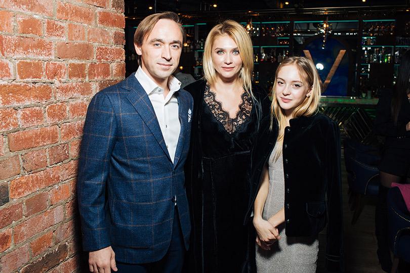 Алексей и Наталья Лобановы, Наталья Михалкова