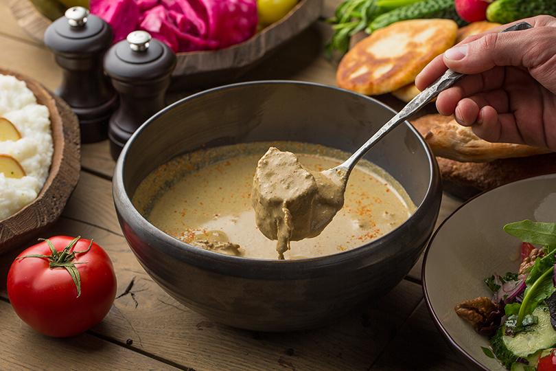 Адрес дня: DIDI— новый ресторан тбилисской кухни Резо Гигинеишвили иАлексея Киселева