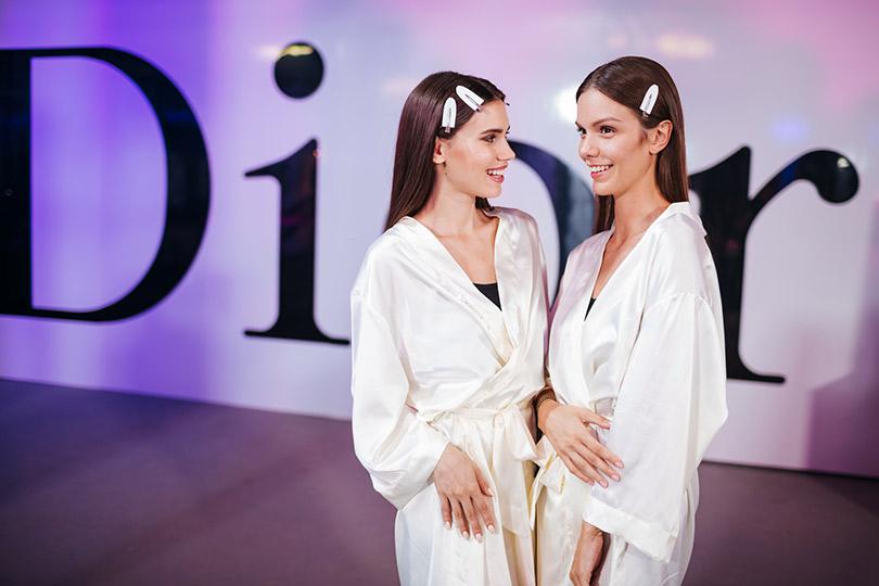 Презентация коллекции профессионального макияжа Dior Backstage Line