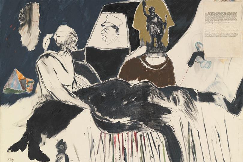 Р.Б.Китай. «Убийство Розы Люксембург». 1960