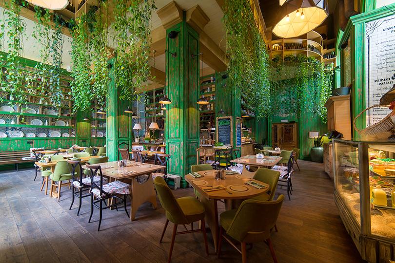 Ресторан Christian: шафраново-трюфельный гала-ужин с Джулиано и Анной Терцильи, 18 октября