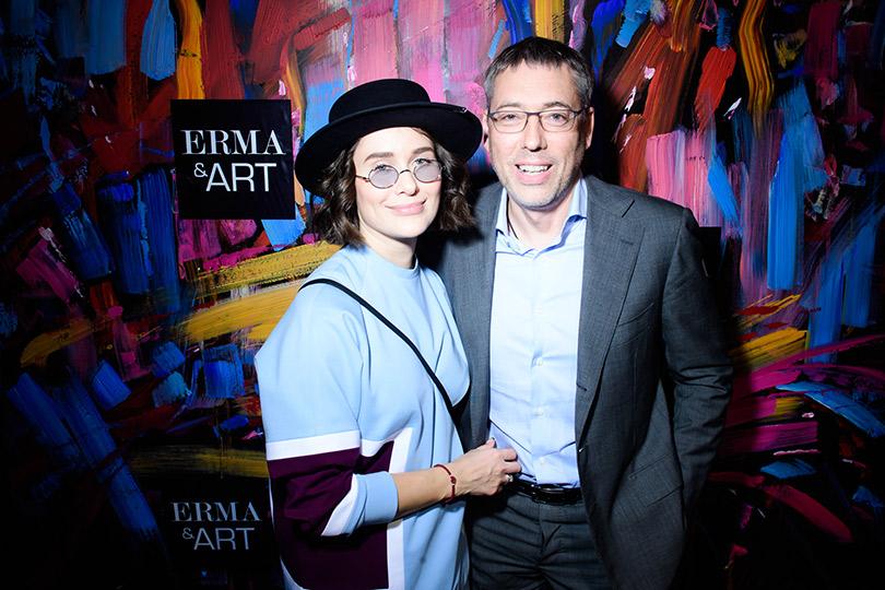 «Тело летом»: запуск проекта Erma &Art. Алина иМаксим Каширины
