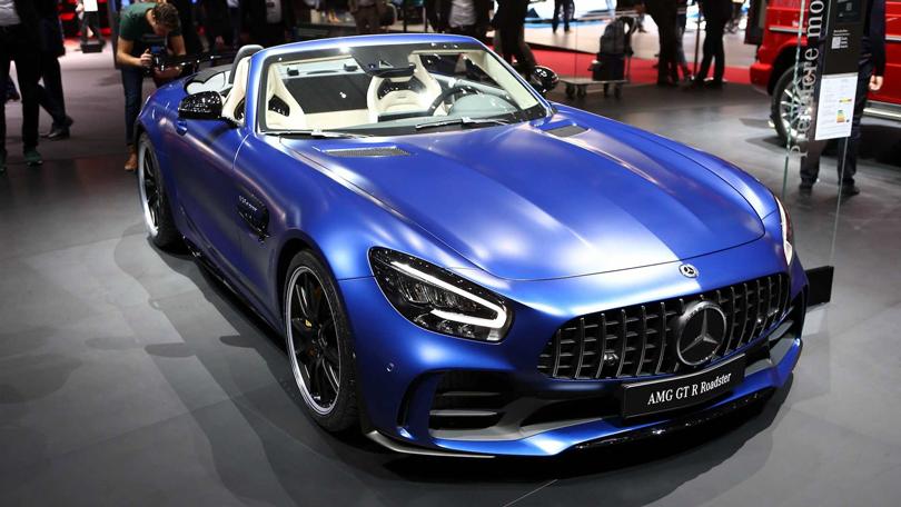 Авто с Яном Коомансом: главные новинки Женевского автосалона 2019. Mercedes-Benz AMG GT R