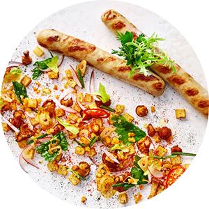 Погрибы: сезон лисичек вмосковских ресторанах. Brasserie Мост