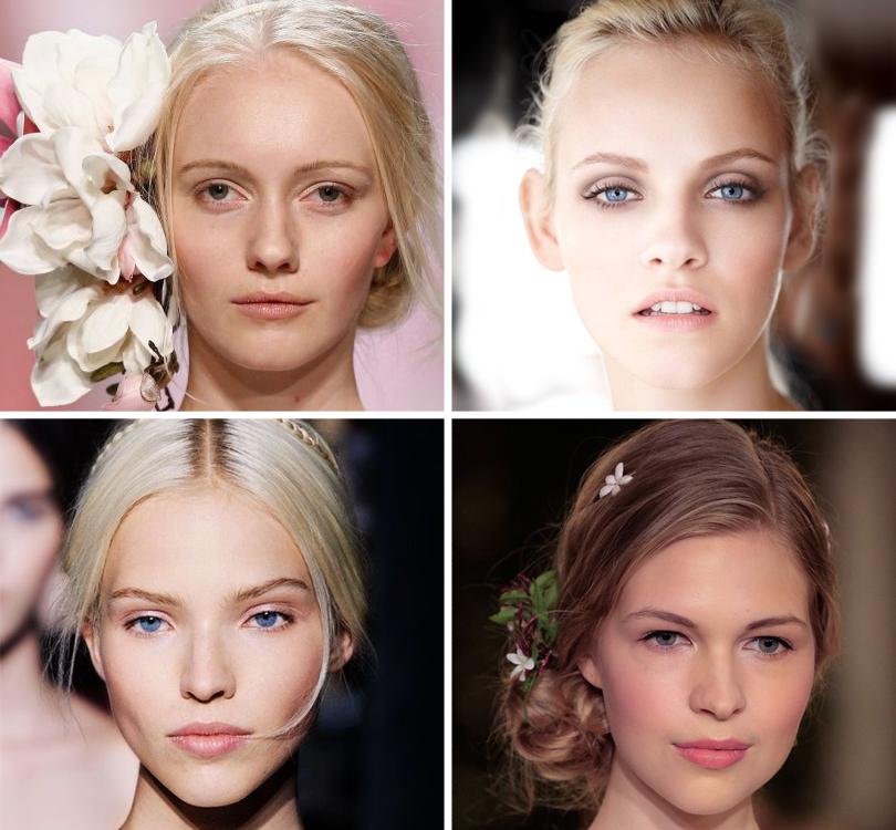 Новый год. Total Beauty: 9бьюти-трендов уходящего 2016 года. Нежный румянец