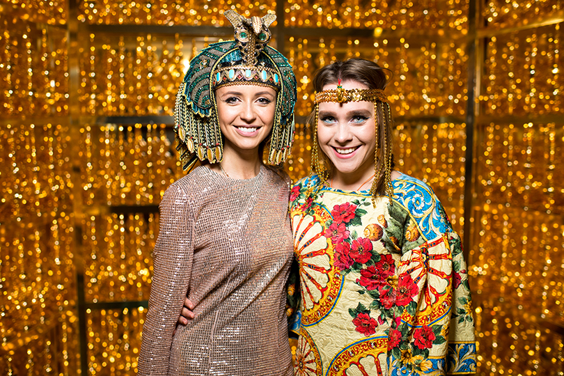 Наталья Османн и Дарья Тинбуш