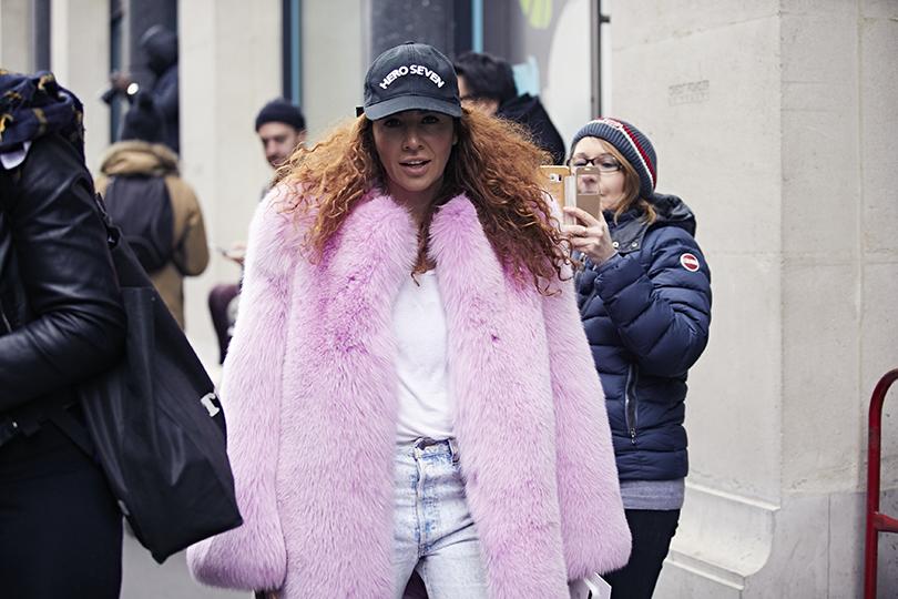 Street Style: эксклюзивные фотографии стретьего дня Недели Haute Couture вПариже вобъективе ИноКо. Наталья Зинько