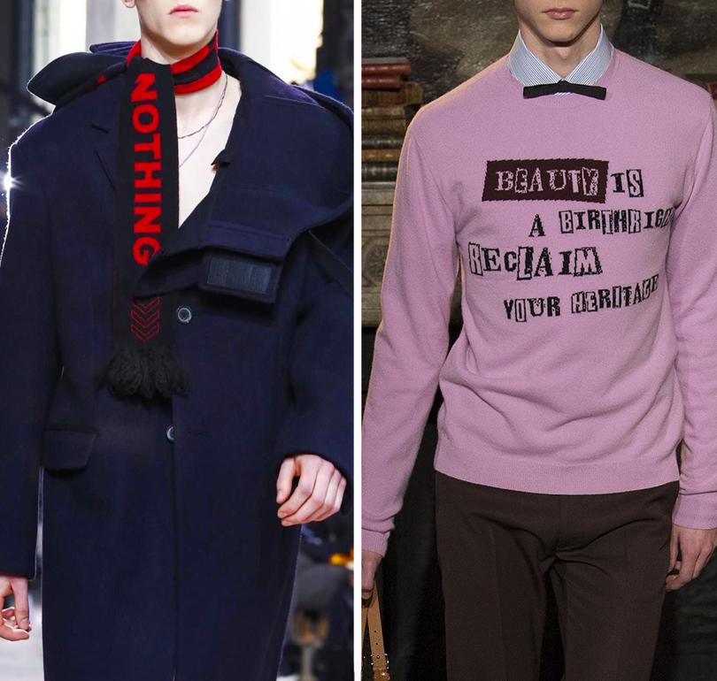 Men in Style: что мы узнали в Париже? Пять главных открытий Недели мужской моды. Lanvin. Valentino